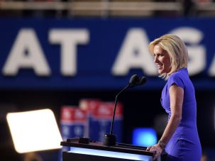 Talking to You All! Laura Ingraham was vilified for her end-of-speech wave to the Republican National Convention.