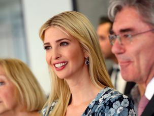 Ivanka Trump: an inspiration to working women?
