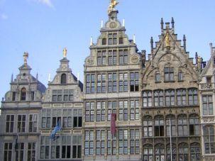 Grotte Market in Antwerp
