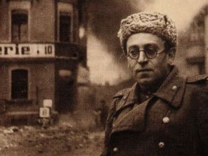 Chronicler of a Death Foretold: Author Vasily Grossman opened the world?s eyes to atrocities in Treblinka.