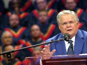 Leading Voice: Pastor John Hagee speaks at the 29th annual John Hagee Ministries Night To Honor Israel, which was held at the Cornerstone Church in San Antonio in October 2010.