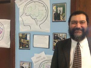 Hasidic Educator: Shimon Waronker will head up Hempstead L.I.'s troubled school district.