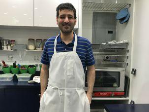 Glütless owner Golan Yona