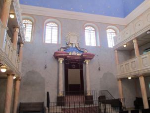 Well Off the Tourist Track: Synagogues like the one shown above in Brandýs nad Labem-Stará Boleslav are part of what amounts to a multi-venue Jewish museum that stretches across the nation.