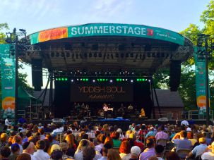 Yiddish Soul: Cantorial and Chassidic music virtuosos performed in Central Park on June 16.