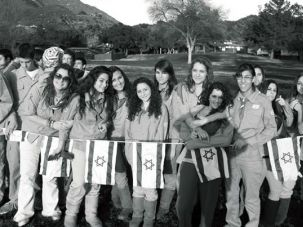 Next Generation: The Israeli Scouts in Los Angeles is popular with the children of immigrants.