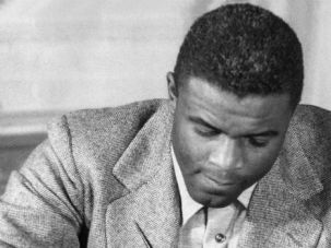 The Most Artful Dodger of Them All: Jackie Robinson collided with Hank Greenberg in the spring of 1947.