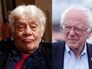 Grumpy Old Men: Jerry Stiller turned 89 on June 7, Bernie Sanders is 74, but both wear their alter kaker-dom with pride.
