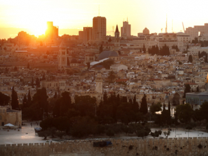 Golden City:No country has recognized Israeli annexation of East Jerusalem following the 1967 Six Day War