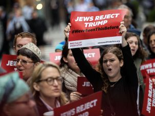 Jewish women reject Trump.