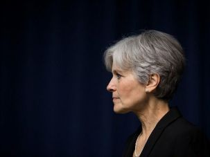 Jewish Green Party presidential candidate Jill Stein slammed Sen. Sanders endorsement of Hillary Clinton Tuesday.