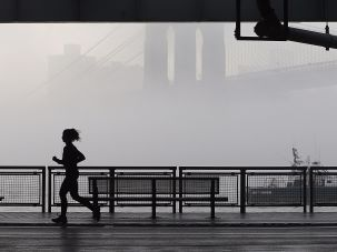 Young women who jog face myriad safety concerns.