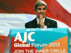 Kerry?s Plea: The secretary of state wants American Jews to challenge Israeli leaders.
