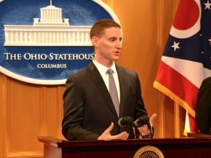 Josh Mandel, the current State Treasurer of Ohio.