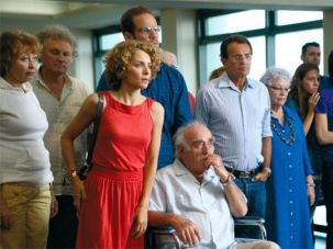 Free at Last: A family awaits the return of a kidnapped soldier in the Israeli show ?Kidnapped.?