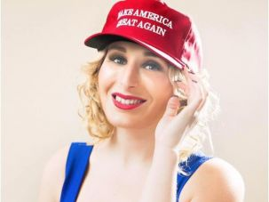 Laura Loomer has clashed with Richard Spencer over his anti-Semitic statements and actions.