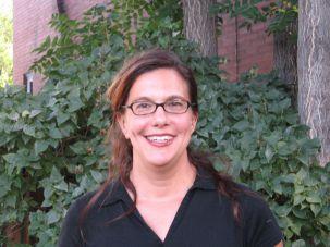 Author Leah Garrett