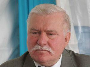 Lech Walesa, former Polish president
