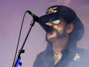 "Ian Fraser ""Lemmy"" Kilmister had a fascination with Nazi regalia."