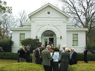 Jews in the Delta: Congregation Beth El celebrates its 100th anniversary weekend in 2005. The congregation, established in 1905, closed in 2009.