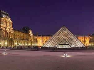 The Louvre plans to return two pieces of Nazi looted art to the descendants of their original owners. The paintings are part of a list of 2,000 objects in French museums that belonged to Jews before the war.