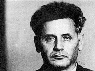 Peretz Markish, following his arrest by Soviet authorities.
