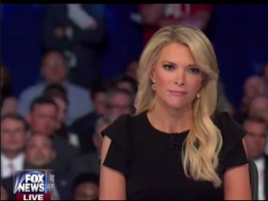 Megyn Kelly questioned Donald Trump aggressively during an August debate.