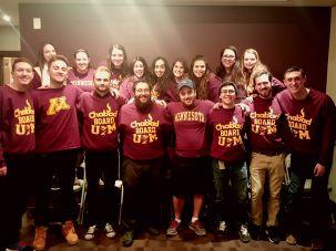 Jewish students at the University of Minnesota