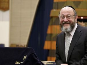New Chief: Rabbi Ephraim Mirvis Is the new chief rabbi of the United Kingdom. But is he really needed?