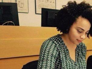 Rasha Atamny, Israel's first female Muslim diplomat.