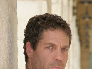 Ohad Naharin, photographed in Tel Aviv in 2005.