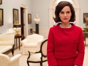 Natalie Portman as Jackie Kennedy