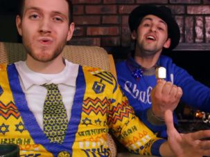 The 1D Hanukkah Parody is ... well, see for yourself.