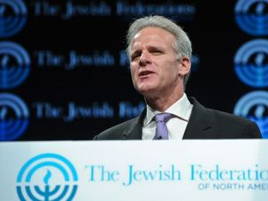Warm Word: Israeli envoy Michael Oren described the lobby as ?much more in the mainstream.?