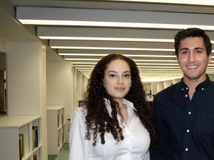 Presidents of the Yeshiva University College Democrats Club