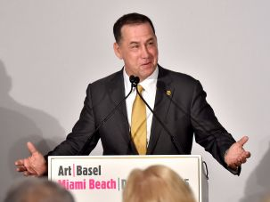 Miami Beach Mayor Philip Levine