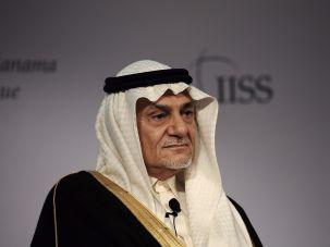 Prince Turki a Faisal