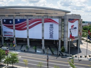 The Republican party's platform, including new language on Israel, will most likely be set before its convention in Cleveland.