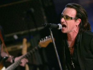Bono Knows: Superstar Bono gave the word ?Yahweh? a new lease on life when he mentioned it in a 2004 hit.