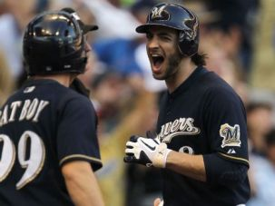 Hebrew Hammer: Jewish slugger Ryan Braun insists he did nothing wrong in latest performance enhancing drugs scandal.