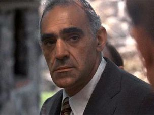 The Godfather: The Doomed Tessio.