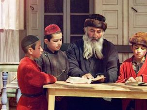 Seekers in Samarkand: Children in the east of the Russian Empire at the start of the 20th century look for answers.