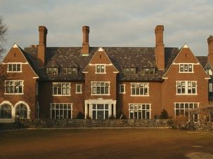 The Westlands building at Sarah Lawrence College.