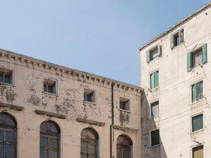 Spanish Synagogue in Venice on Campo delle Scole.