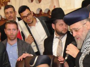 Rabbi Yitzhak Yosef.
