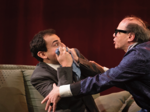 The Producers will premiere in Yiddish on June 21.