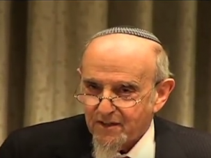 Rabbi Haskel Lookstein