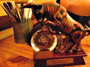 The Golden Calf trophy