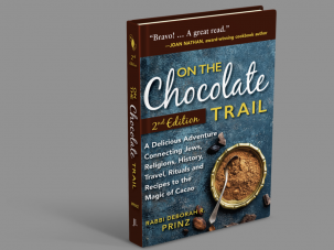 "The 2nd Edition of ""On the Chocolate Trail"" is out this week."