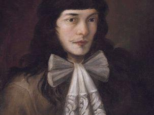 Self Portrait of Alessandro Magnasco